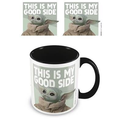 Mug baby Yoda the child the Mandalorian \