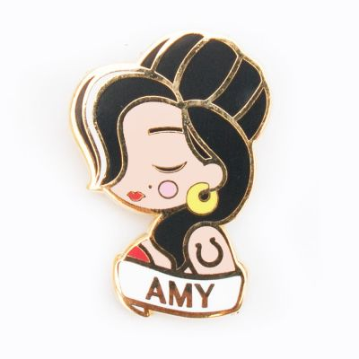 Broche Amy Winehouse