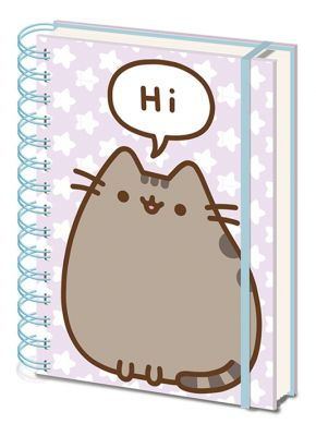Cahier Pusheen le chat