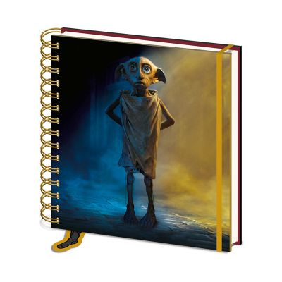 Carnet Elfe Dobby Harry Potter