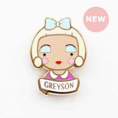 Broche Grayson Perry