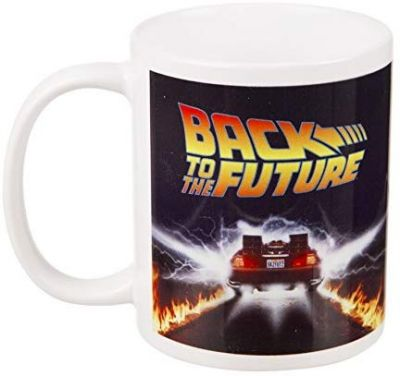 Mug Delorean \