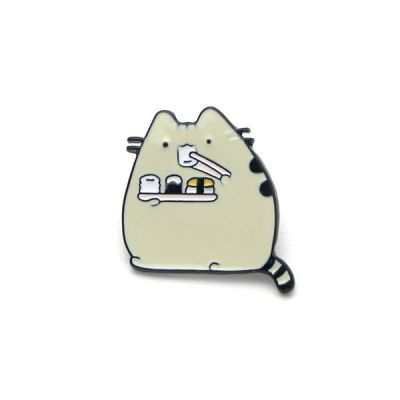 Pin's Pusheen sushis