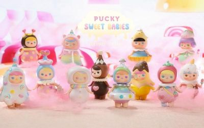 Pucky Sweet Babies de Pop Mart Global