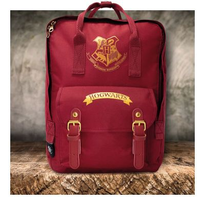 Sac à dos deluxe Harry Potter Grenat