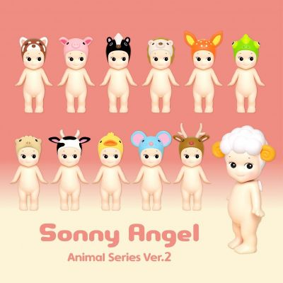 Sonny Angel série animal 2