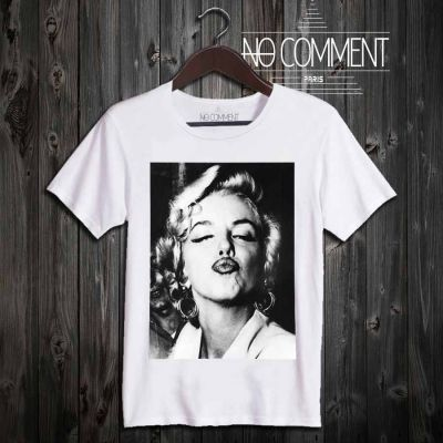 Tee-shirt Marilyn Monroe Kiss à commander