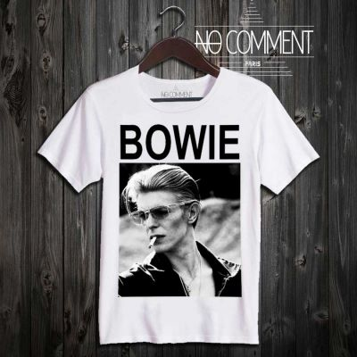 Tee-shirt David Bowie Cigarette à commander